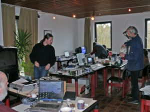 Werkstatt Kaminraum - Foto: molo