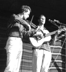 Hanno Botsch und Peter Rohland - Foto: mike