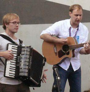 Markus Giesler (l) und Markus Breuer - Foto: molo