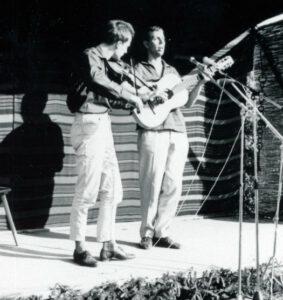Hanno & pitter Waldeck 1964